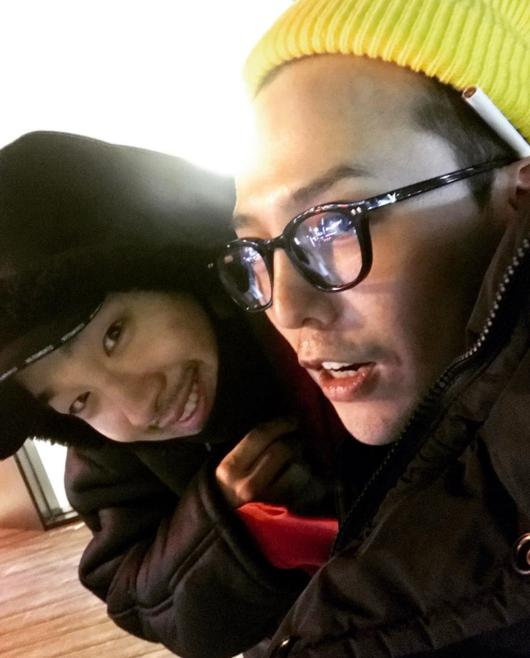 bigbang g-dragon インスタ